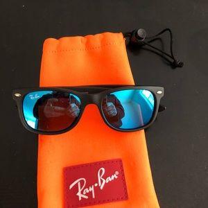 61e3471a56f02 Ray-Ban Accessories - Ray Ban Jr Wayfarer sunglasses